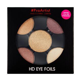HD Eye foils Metallic 2