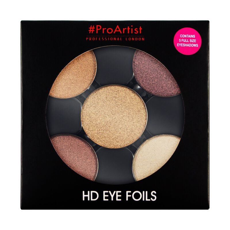 HD Eye foils Metallic 2