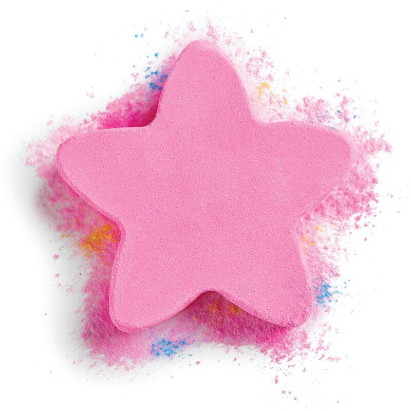 Pink Twizzle Star Fizzer