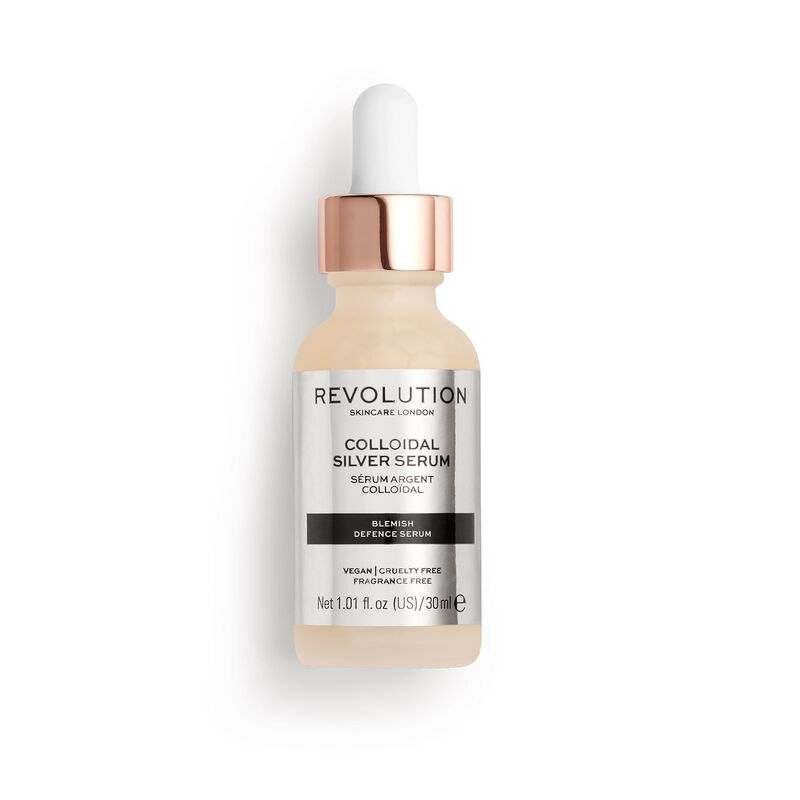 Skincare Colloidal Silver Serum