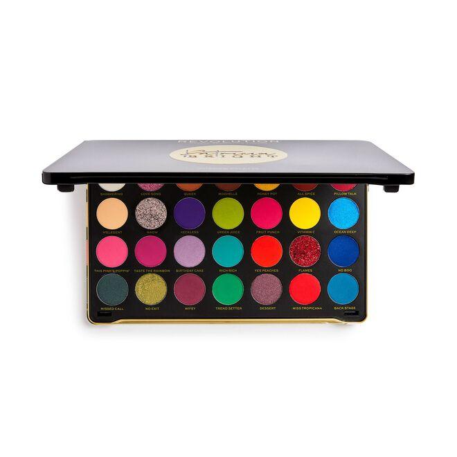 Revolution X Patricia Bright Rich In Eyeshadow Colour Palette