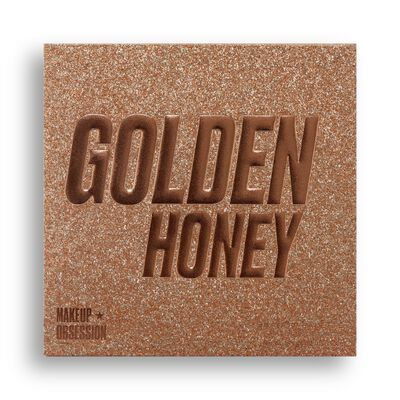 Makeup Obsession Golden Honey Eyeshadow Palette