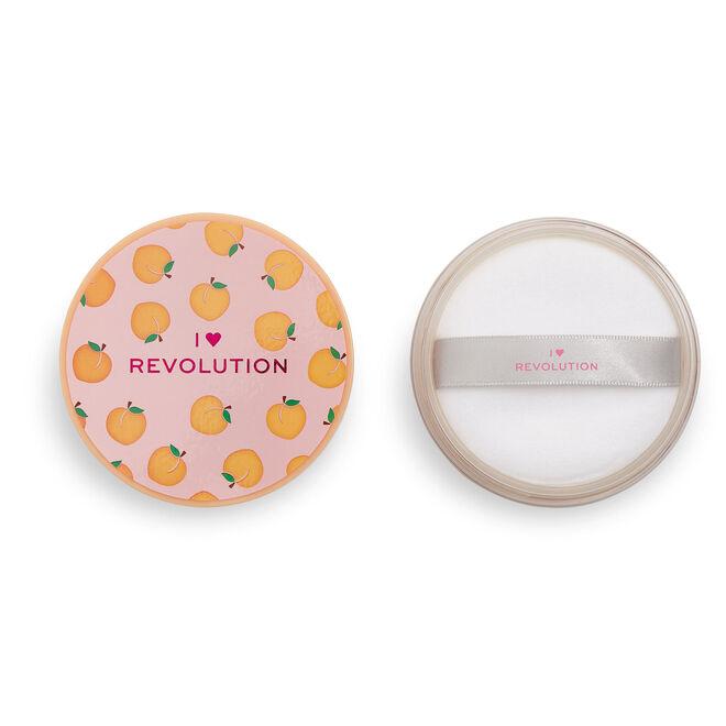 Loose Baking Powder Peach