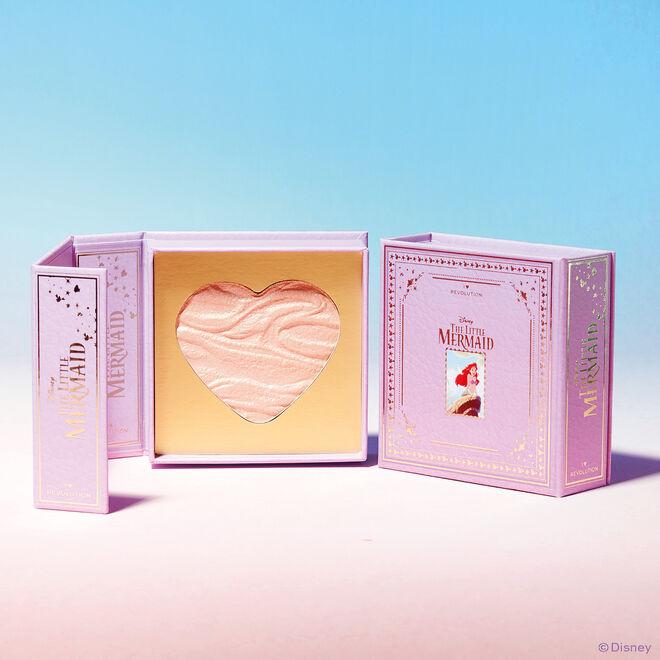 I Heart Revolution Disney Fairytale Books Heart Highlighter Ariel