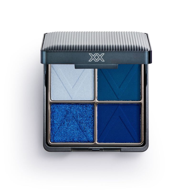 XX Revolution XXpress Quad Eyeshadow Palette XXperiment
