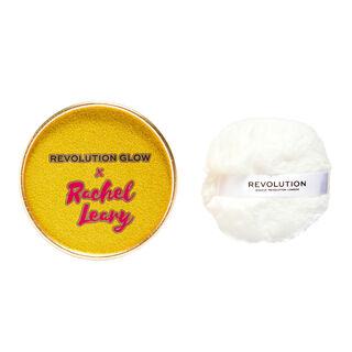 Makeup Revolution Glow X Rachel Leary Shimmer Puff Highlighter