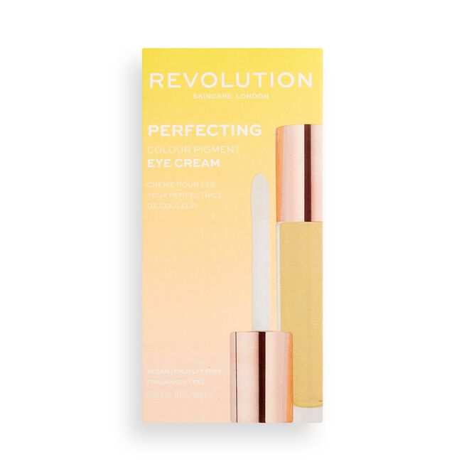 Revolution Skincare Pigment Boost Colour Perfecting Eye Cream Wand