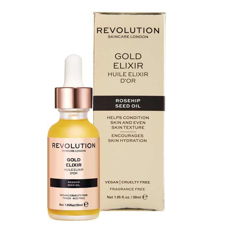 Rosehip Seed Oil - Gold Elixir