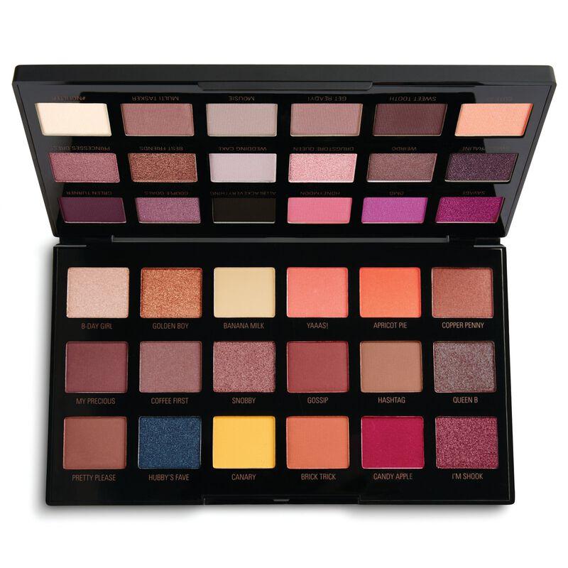 x Petra Eyeshadow Palette