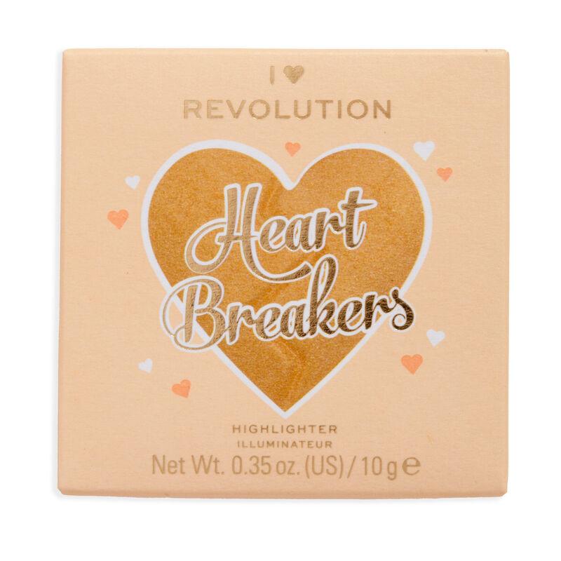 I Heart Revolution Heartbreakers Highlighter Golden
