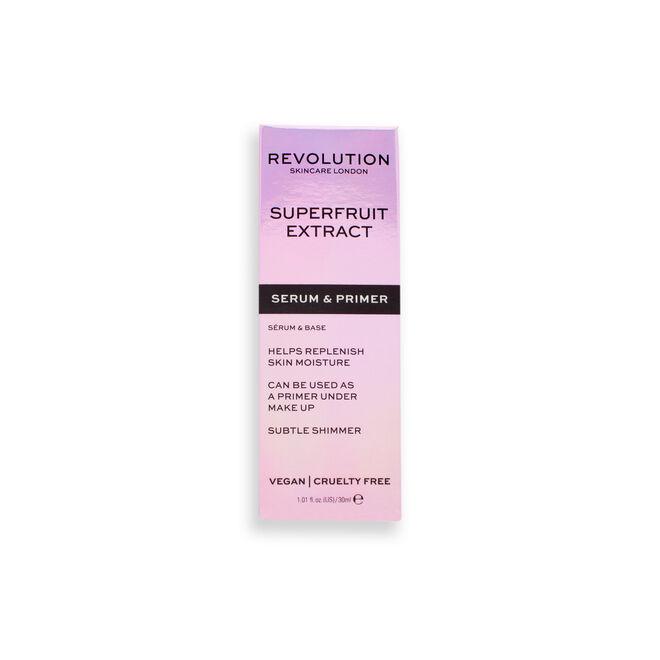 Revolution Skincare Superfruit Antioxidant Serum & Primer