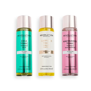 Revolution Skincare Totally Tonics Collection