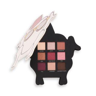 Friends X Makeup Revolution You Love Me Mini Eyeshadow Palette