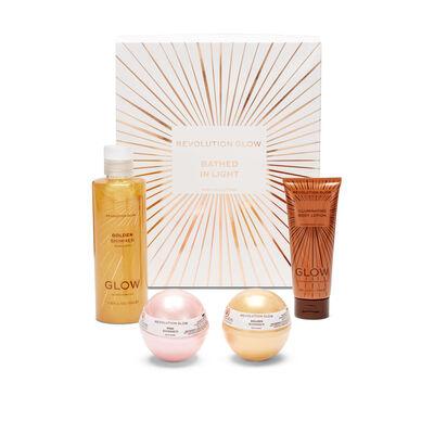 Makeup Revolution Bathed In Light Gift Set