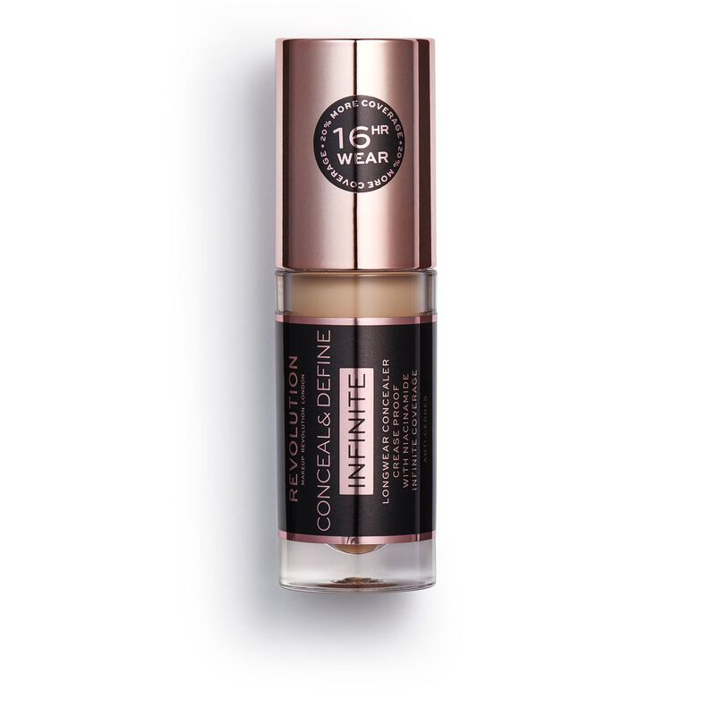 Makeup Revolution Conceal & Define Infinite Longwear Concealer (5ml) C9.2