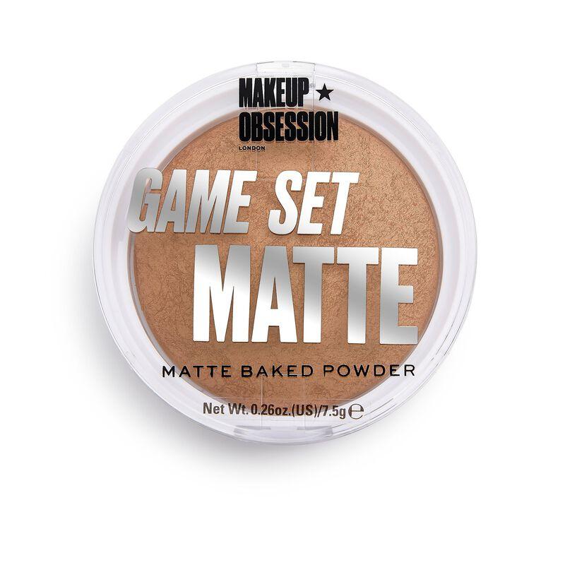 Game Set Matte - Matte Powder Sahara
