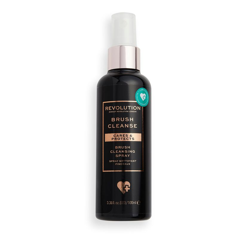 Makeup Revolution Anti-Bacterial Brush Cleansing Spray