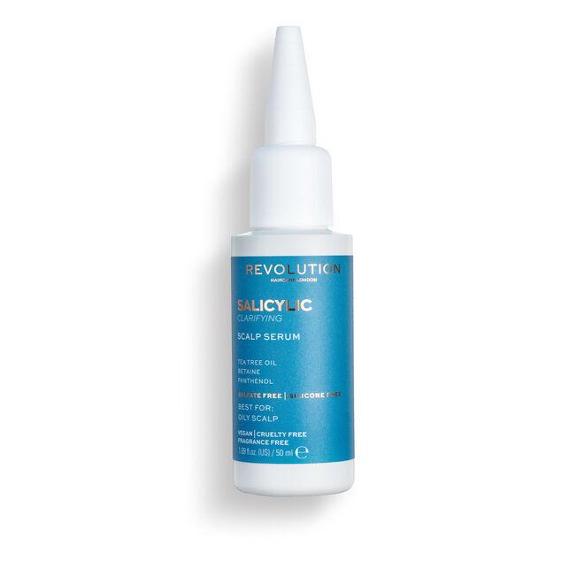 Revolution Haircare Salicylic Acid Clarifying Scalp Serum for Oily Scalp