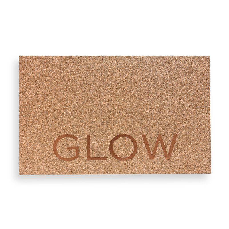 Makeup Revolution Glow Heatwave Eyeshadow Palette