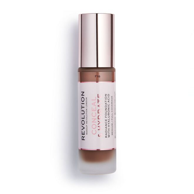 Conceal & Hydrate Foundation F18
