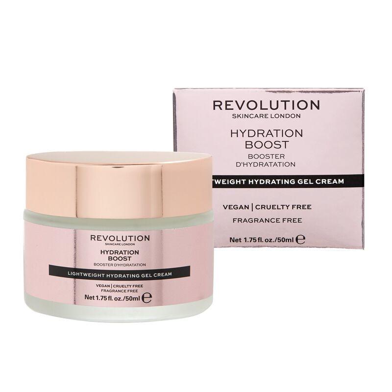 Lightweight Hydrating Gel-Cream - Hydration Boost