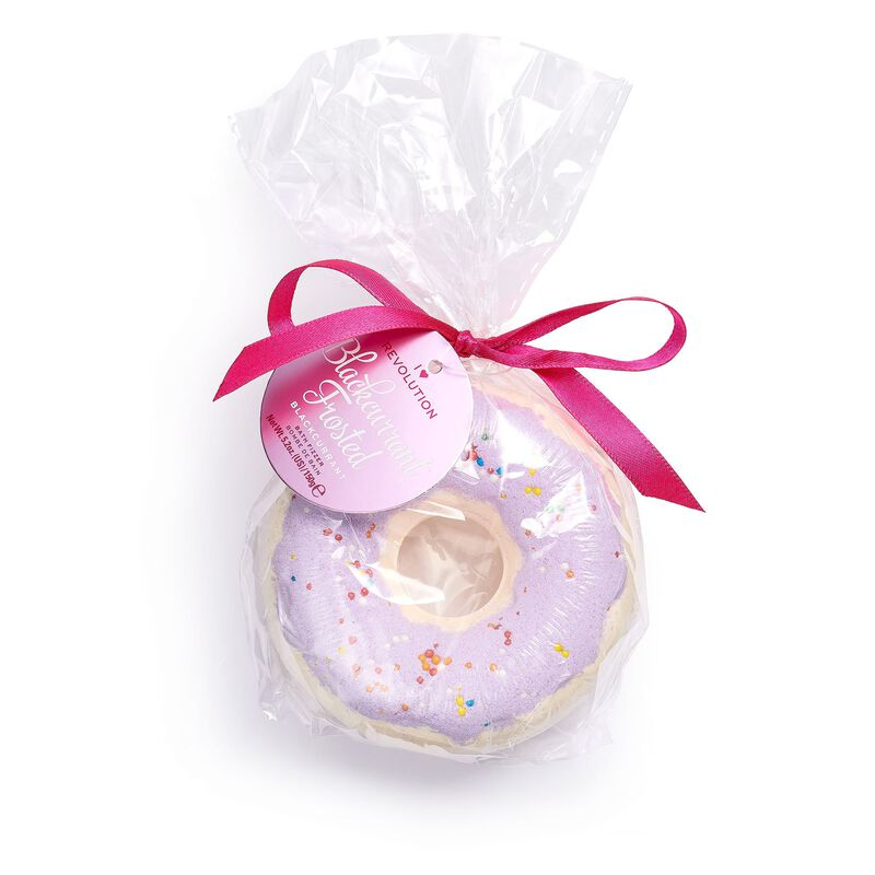 Blackcurrant Frosted Bath Fizzer