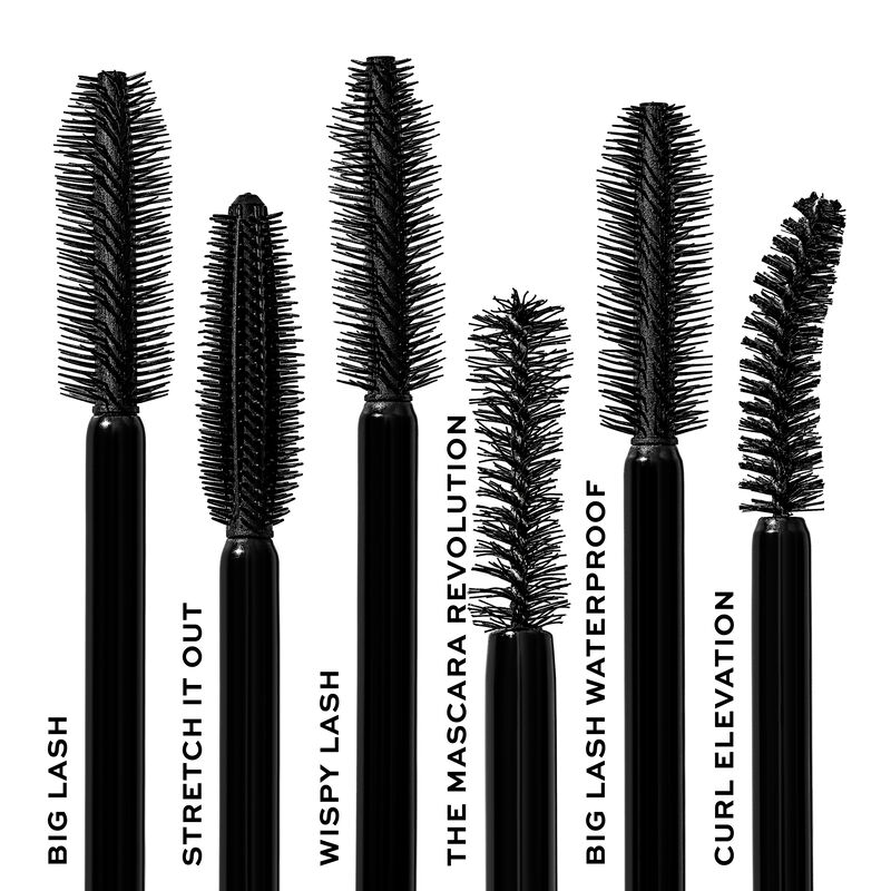 Makeup Revolution Big Lash Waterproof Volume Mascara
