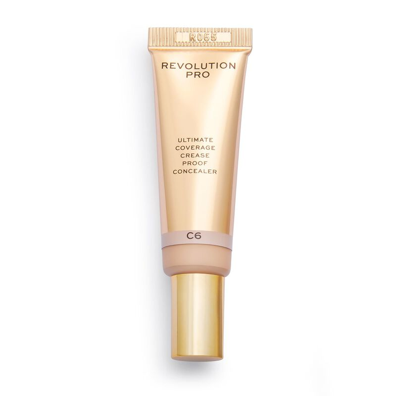 Ultimate Coverage Crease Proof Concealer C6