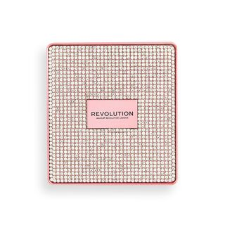 Makeup Revolution Precious Glamour Glitz Up Mini Eyeshadow Palette