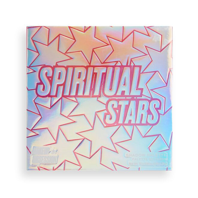 Makeup Obsession Spiritual Stars Eyeshadow Palette