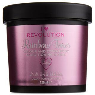 Rainbow Tones Pink Universe
