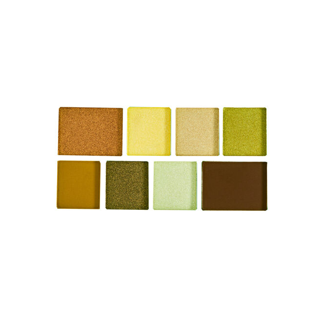 I Heart Revolution Mini Pistachio Cream Chocolate Eyeshadow Palette