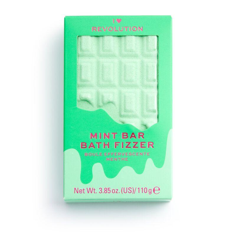 Chocolate Bar Bath Fizzer Mint