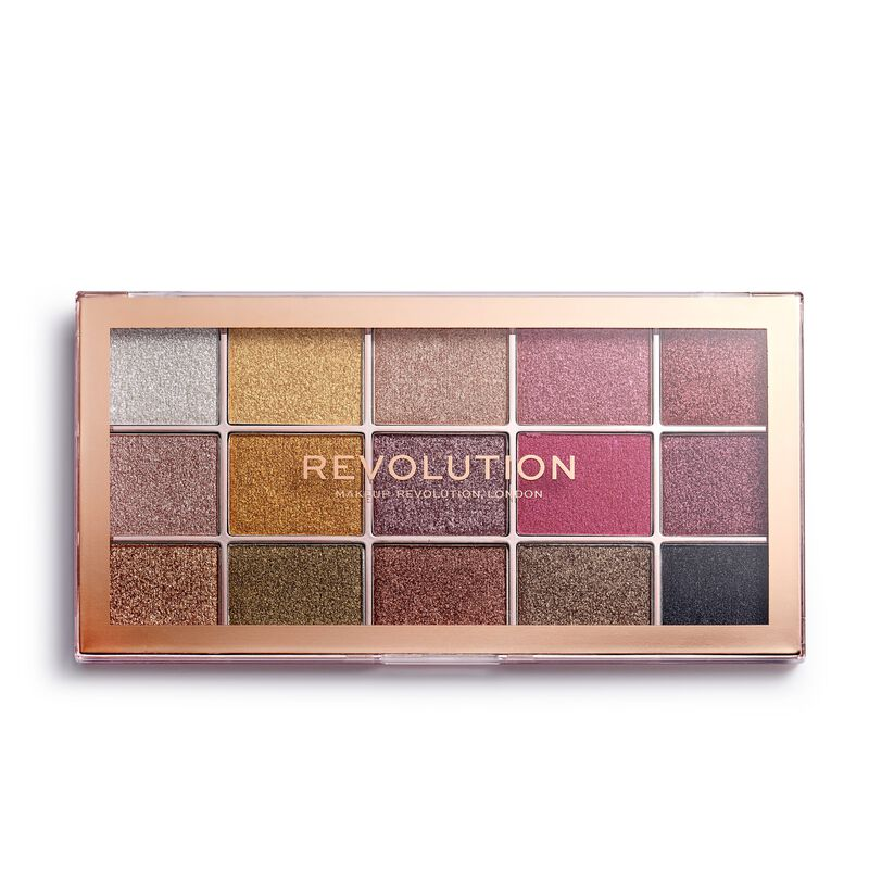 Makeup Revolution Foil Frenzy Creation Shadow Palette