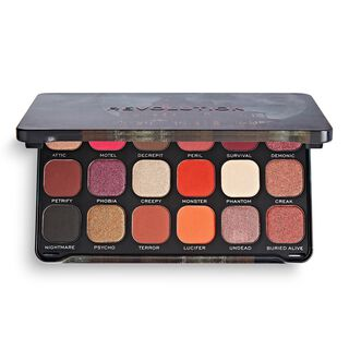 Halloween Haunted House Shadow Palette