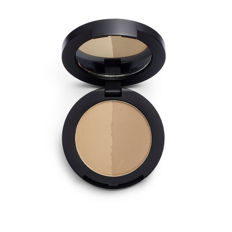 Duo Eyebrow Powder Taupe