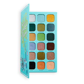I Heart Revolution Book of Spells Eyeshadow Palette Good Luck Charms