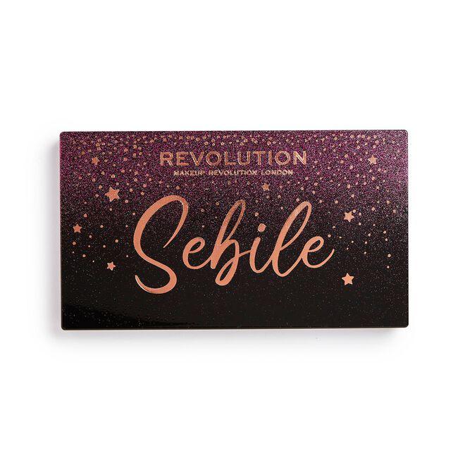 Revolution X Sebile Night 2 Night Eyeshadow Palette