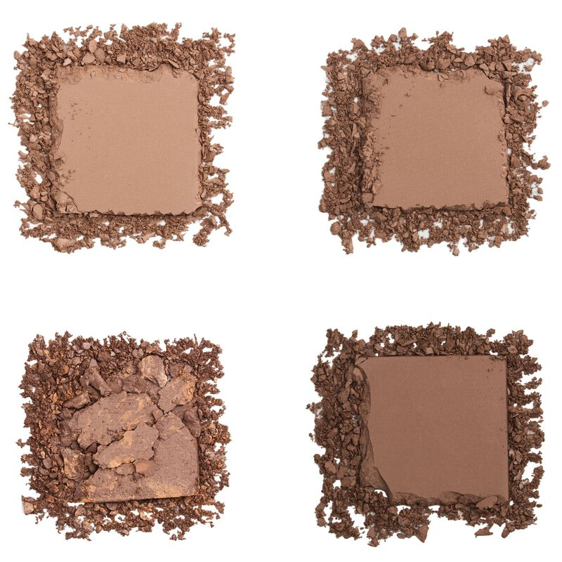 4K Bronzer Palette Cool