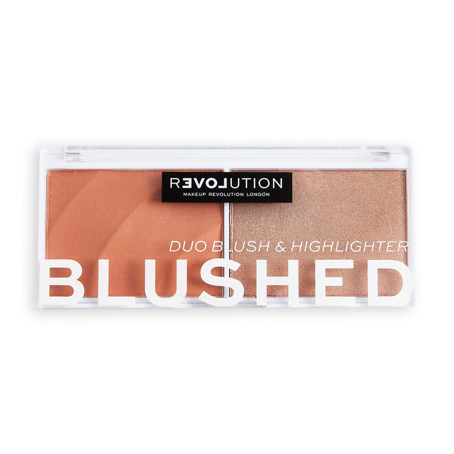 Relove by Revolution Colour Play Blushed Duo Queen