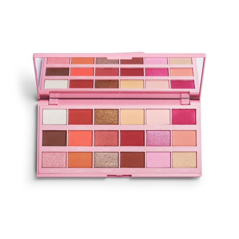 Strawberry Cheesecake Chocolate Palette