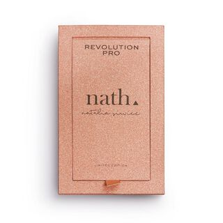 Revolution Pro X Nath Neutrals Shadow Palette