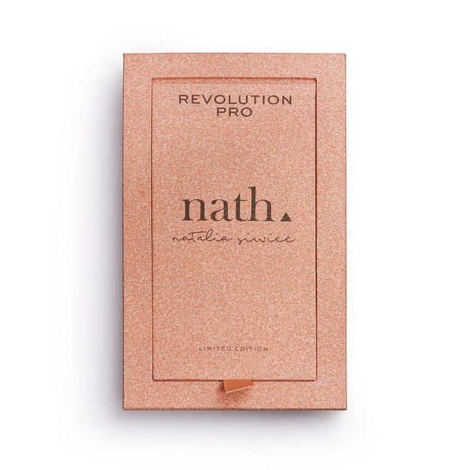 Revolution Pro Nath Neutrals Eyeshadow Palette