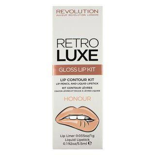 Retro Luxe Kits Gloss Honour