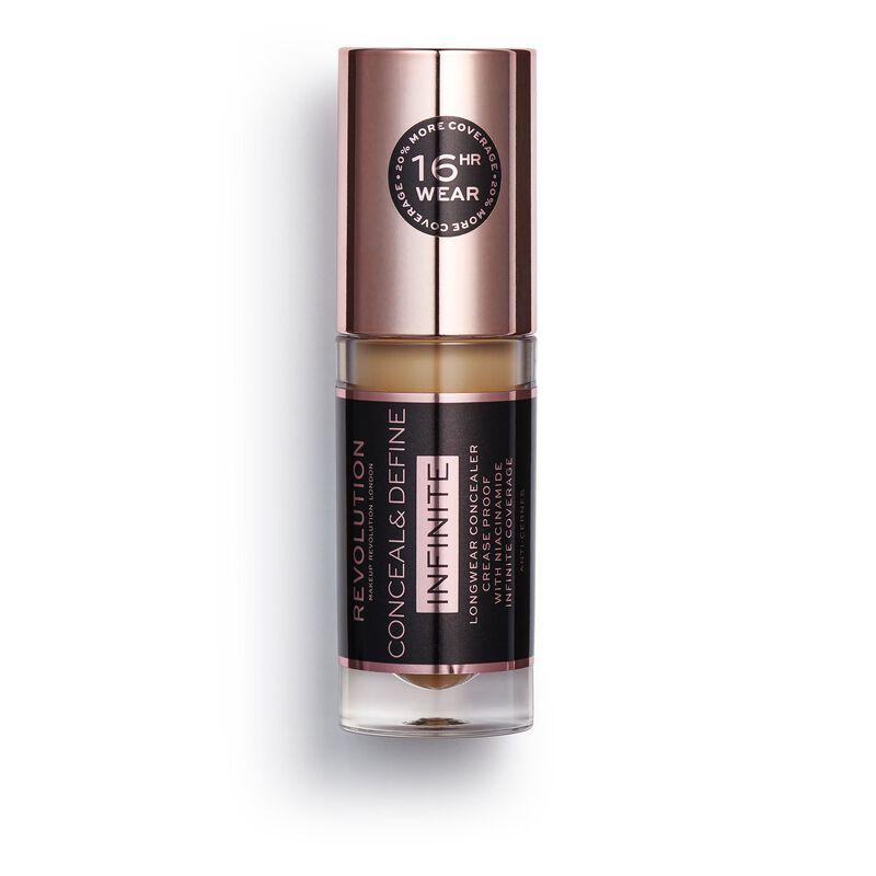Makeup Revolution Conceal & Define Infinite Longwear Concealer (5ml) C10.9