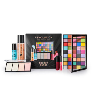 Makeup Revolution Colour Burst Set