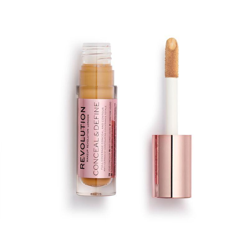 Makeup Revolution Conceal & Define Concealer C12.2