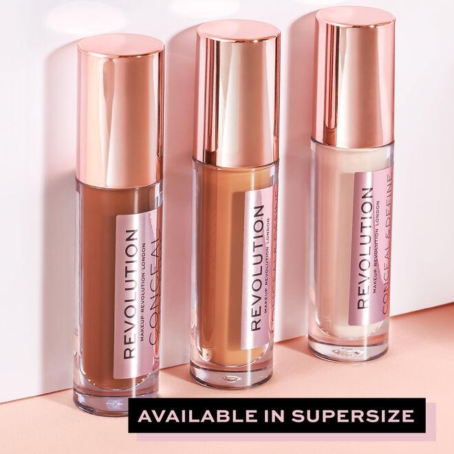 Makeup Revolution Conceal & Define Concealer