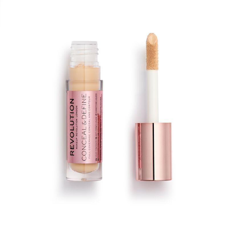 Makeup Revolution Conceal & Define Concealer C8.5
