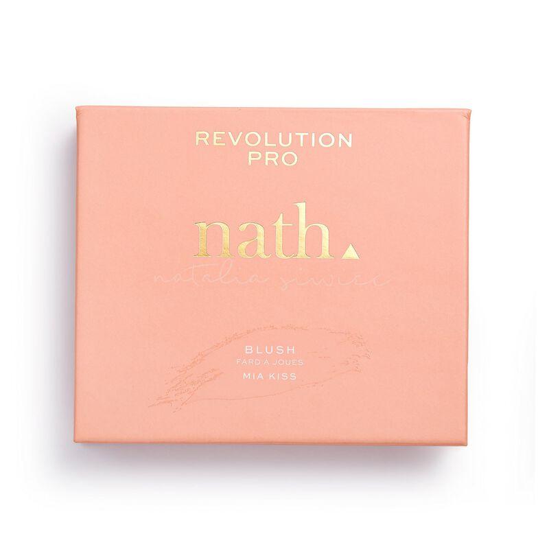 Revolution Pro X Nath Blush Mia Kiss